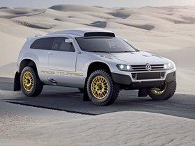 Ver foto 3 de Volkswagen Race Touareg 3 Qatar Concept 2011