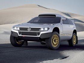 Fotos de Volkswagen Race Touareg 3 Qatar Concept 2011