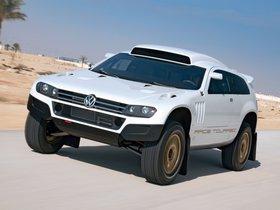 Ver foto 9 de Volkswagen Race Touareg 3 Qatar Concept 2011