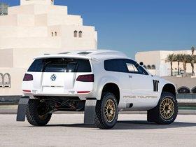 Ver foto 8 de Volkswagen Race Touareg 3 Qatar Concept 2011
