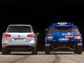 Ver foto 2 de Volkswagen Race Touareg III 2010