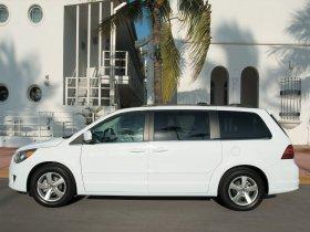 Ver foto 6 de Volkswagen Routan 2008
