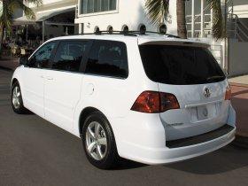 Ver foto 5 de Volkswagen Routan 2008