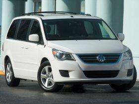 Ver foto 4 de Volkswagen Routan 2008