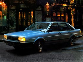 Fotos de Volkswagen Santana 1981