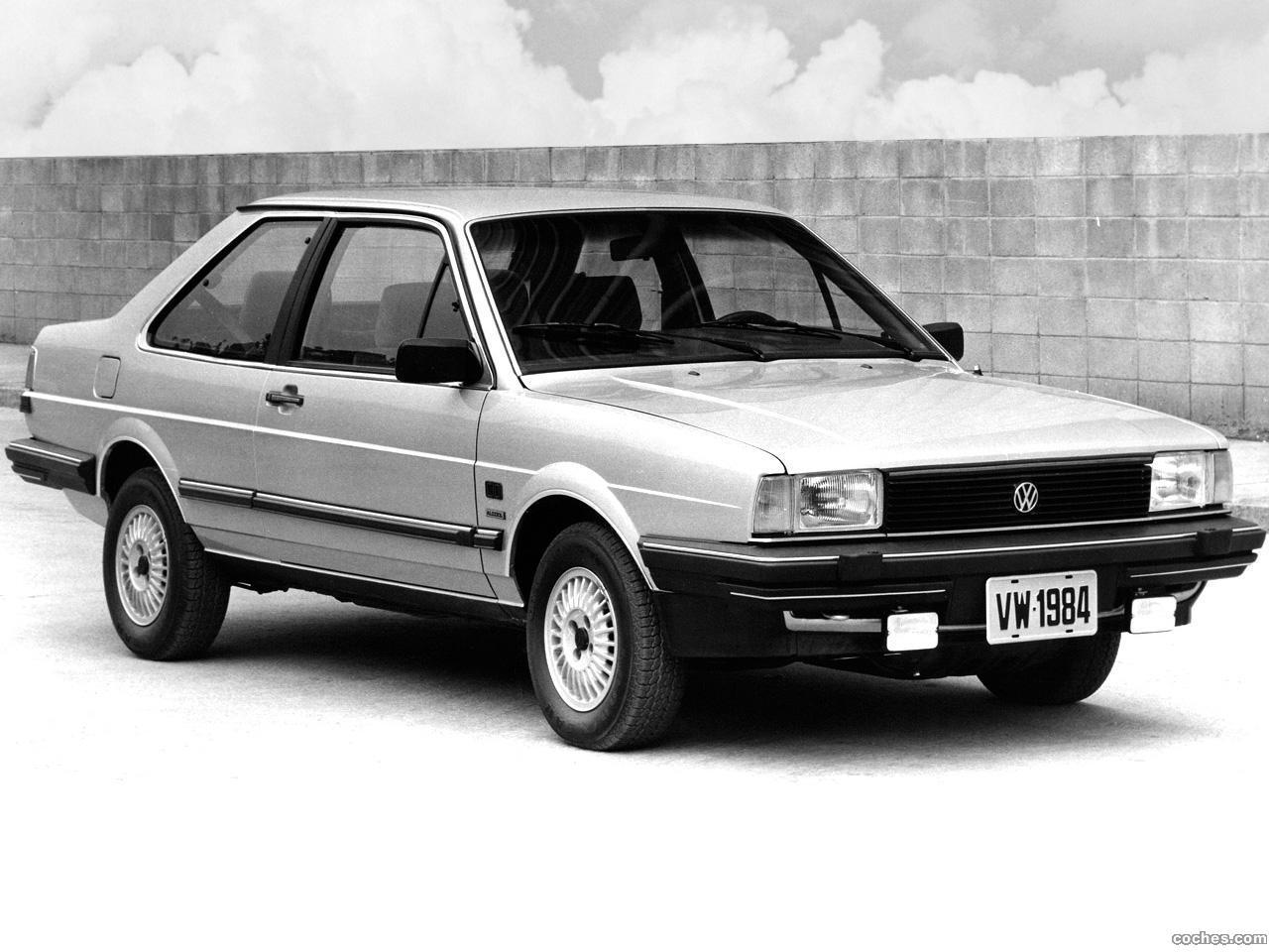 Foto 0 de Volkswagen Santana 2 puertas Brasil 1984