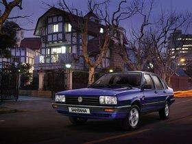 Ver foto 2 de Volkswagen Santana China 1986