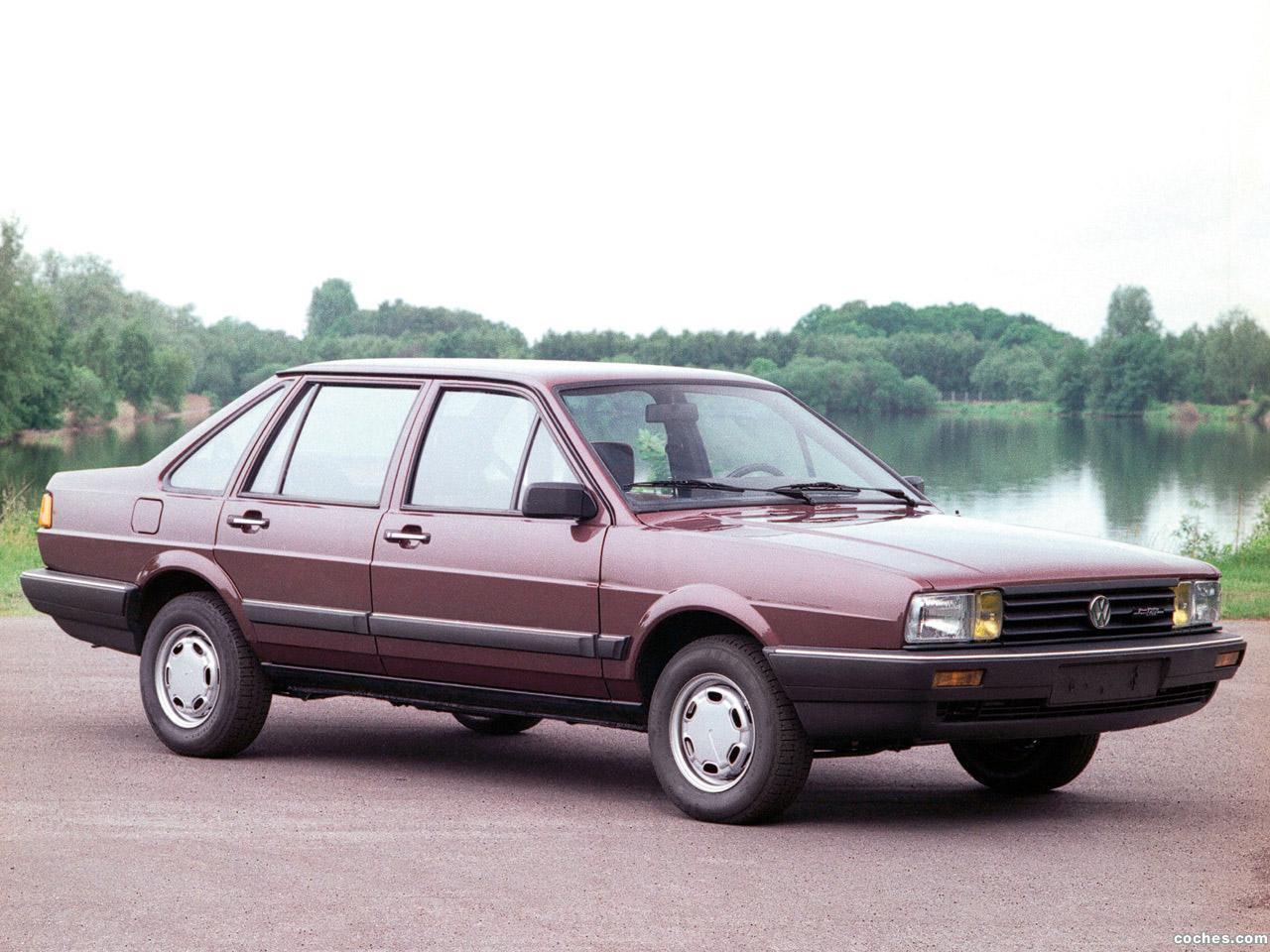 Foto 0 de Volkswagen Santana China 1986