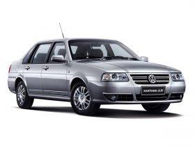 Ver foto 2 de Volkswagen Santana China 2005