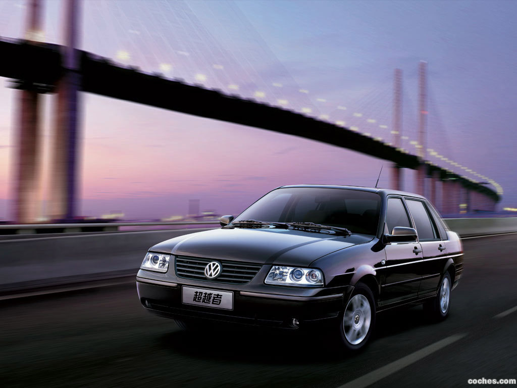Foto 0 de Volkswagen Santana China 2005