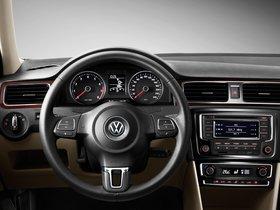 Ver foto 6 de Volkswagen Santana China 2012