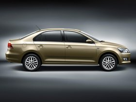 Ver foto 5 de Volkswagen Santana China 2012