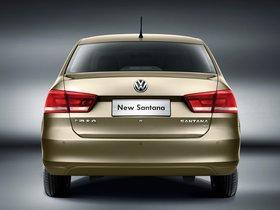 Ver foto 4 de Volkswagen Santana China 2012