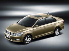 Ver foto 3 de Volkswagen Santana China 2012