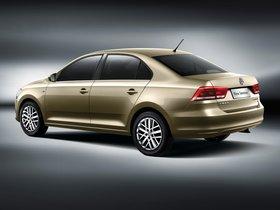 Ver foto 2 de Volkswagen Santana China 2012