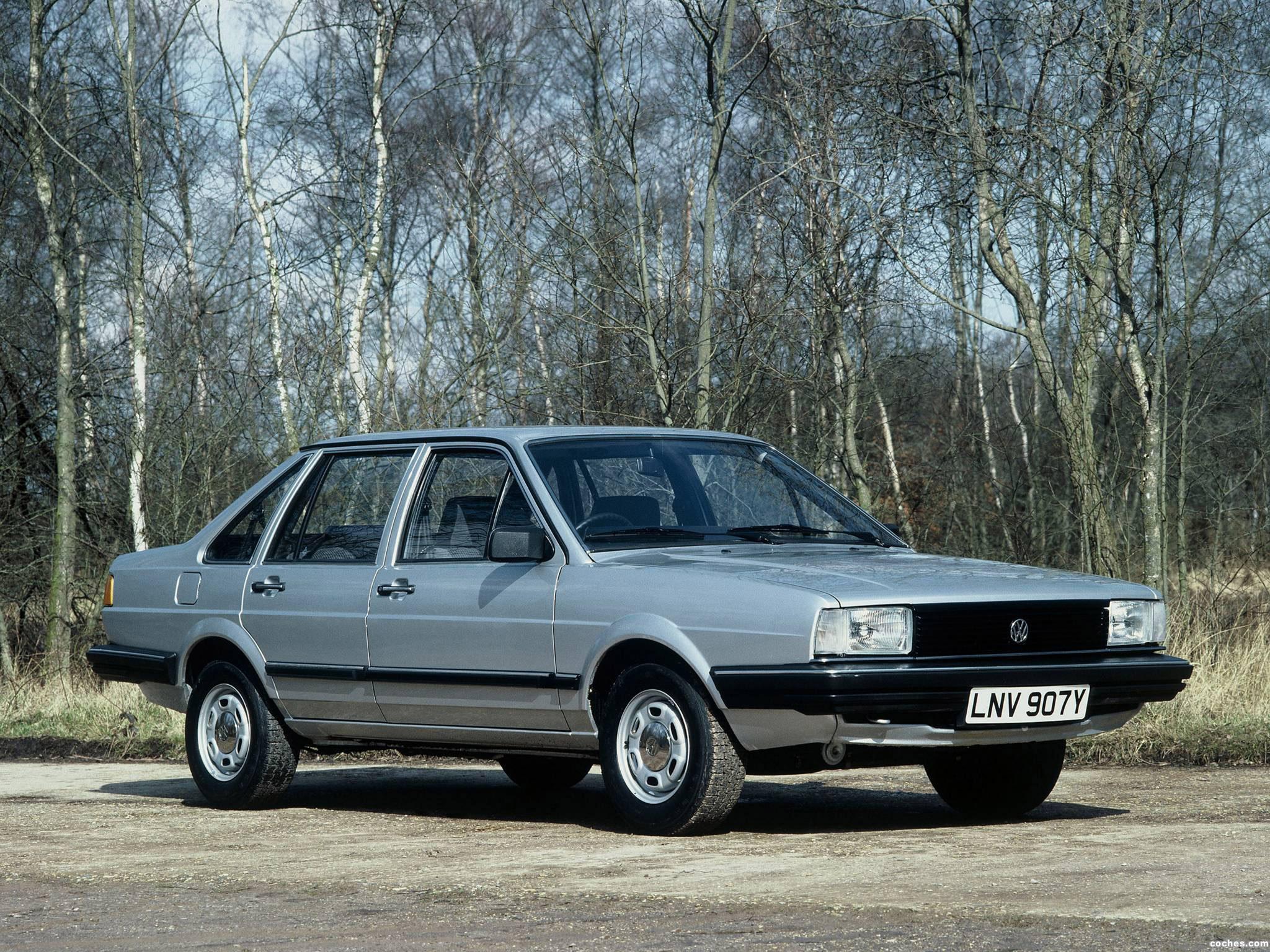 Foto 0 de Volkswagen Santana UK 1981