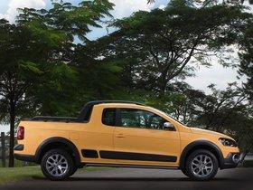 Ver foto 5 de Volkswagen Saveiro Cross 2013