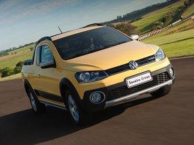 Ver foto 4 de Volkswagen Saveiro Cross 2013