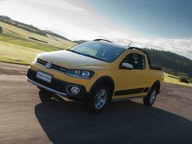 Ver foto 3 de Volkswagen Saveiro Cross 2013