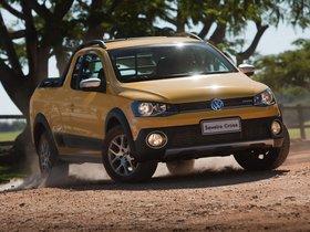 Ver foto 11 de Volkswagen Saveiro Cross 2013