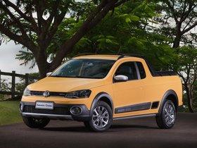 Ver foto 8 de Volkswagen Saveiro Cross 2013