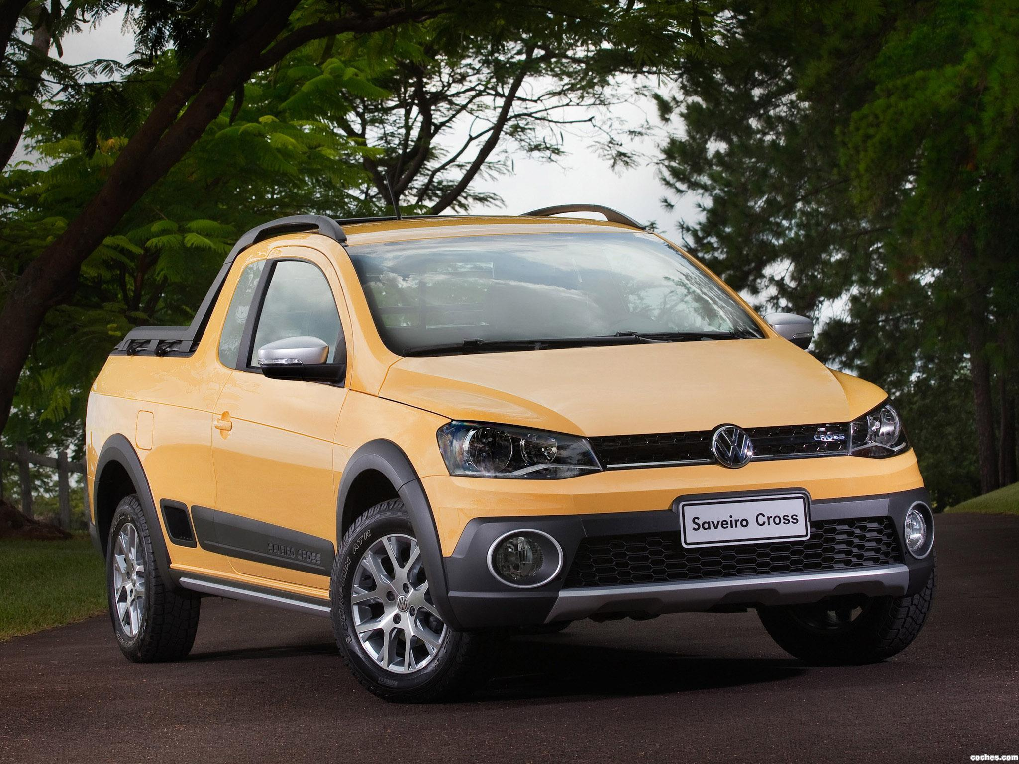 Foto 0 de Volkswagen Saveiro Cross 2013