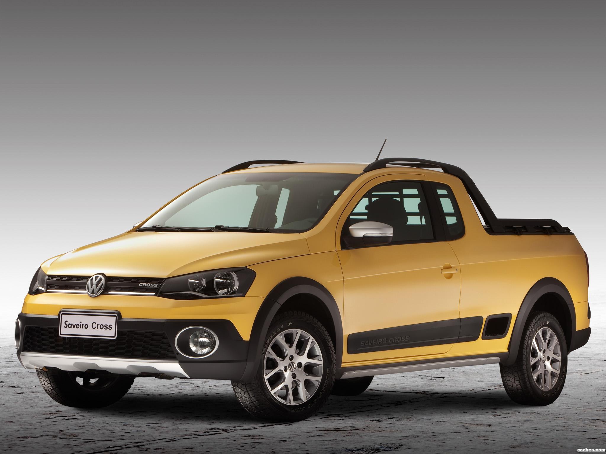 Foto 12 de Volkswagen Saveiro Cross 2013