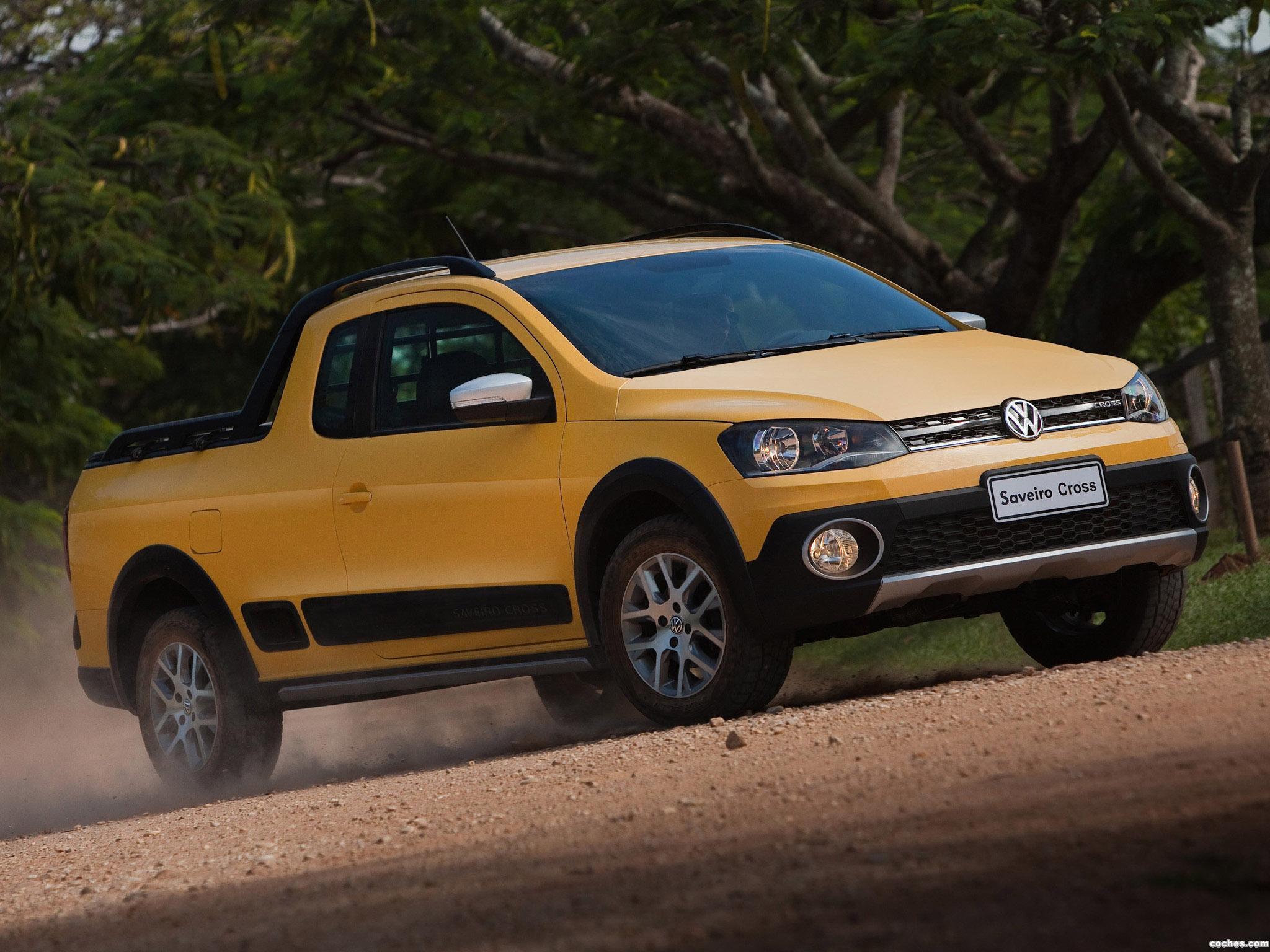 Foto 11 de Volkswagen Saveiro Cross 2013