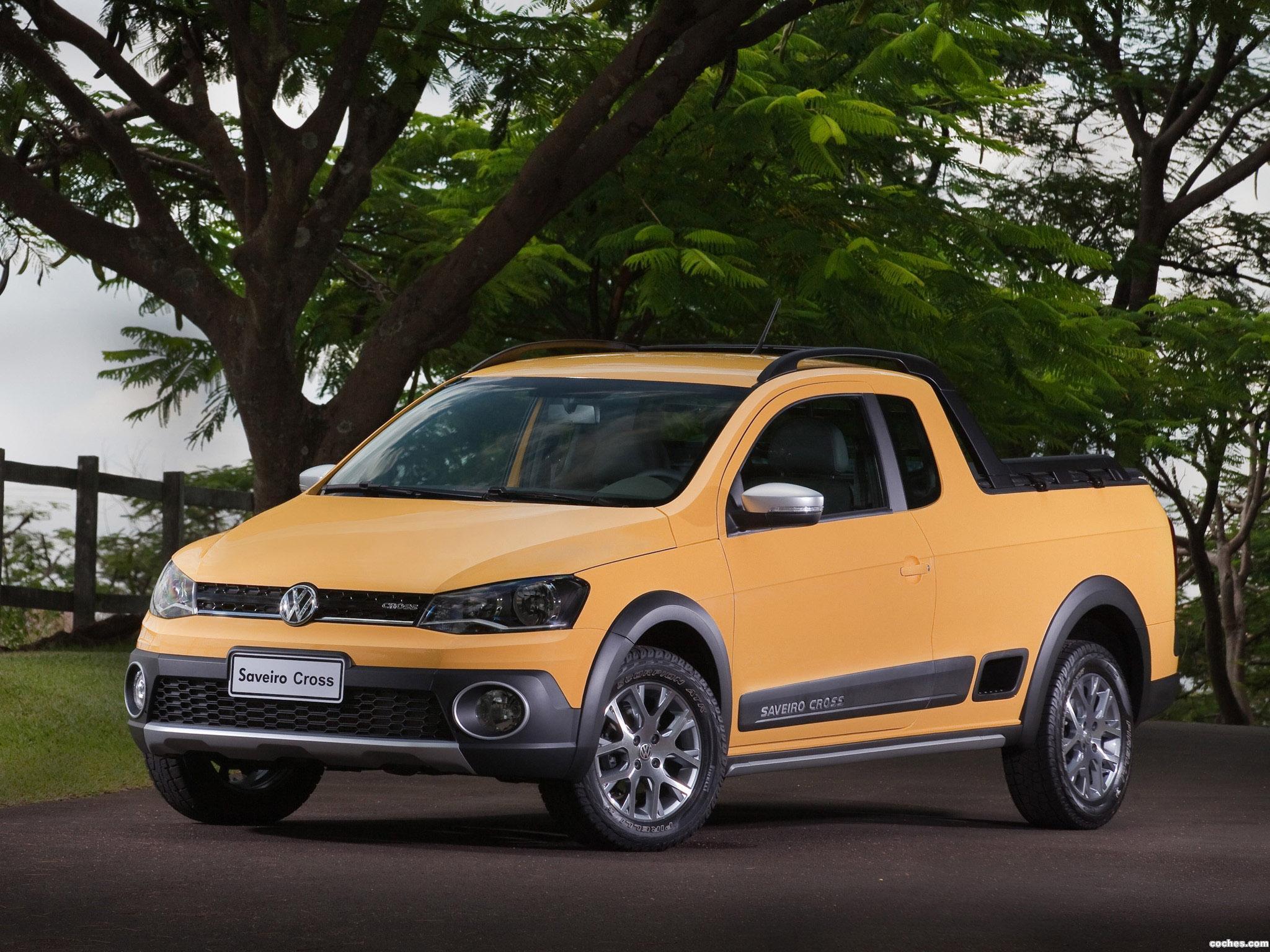 Foto 7 de Volkswagen Saveiro Cross 2013
