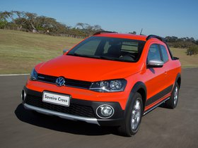 Ver foto 1 de Volkswagen Saveiro Cross CD 2014