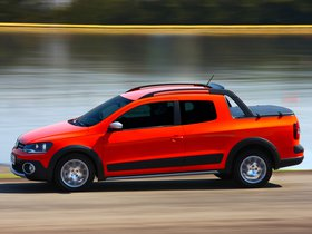 Ver foto 7 de Volkswagen Saveiro Cross CD 2014