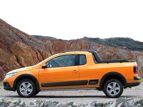 Ver foto 4 de Volkswagen Saveiro Cross V 2010