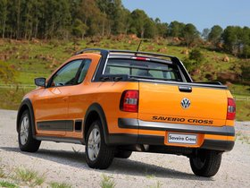Ver foto 3 de Volkswagen Saveiro Cross V 2010