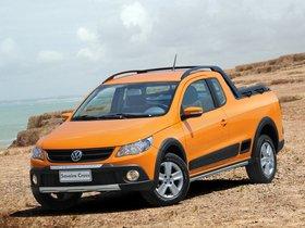 Ver foto 1 de Volkswagen Saveiro Cross V 2010