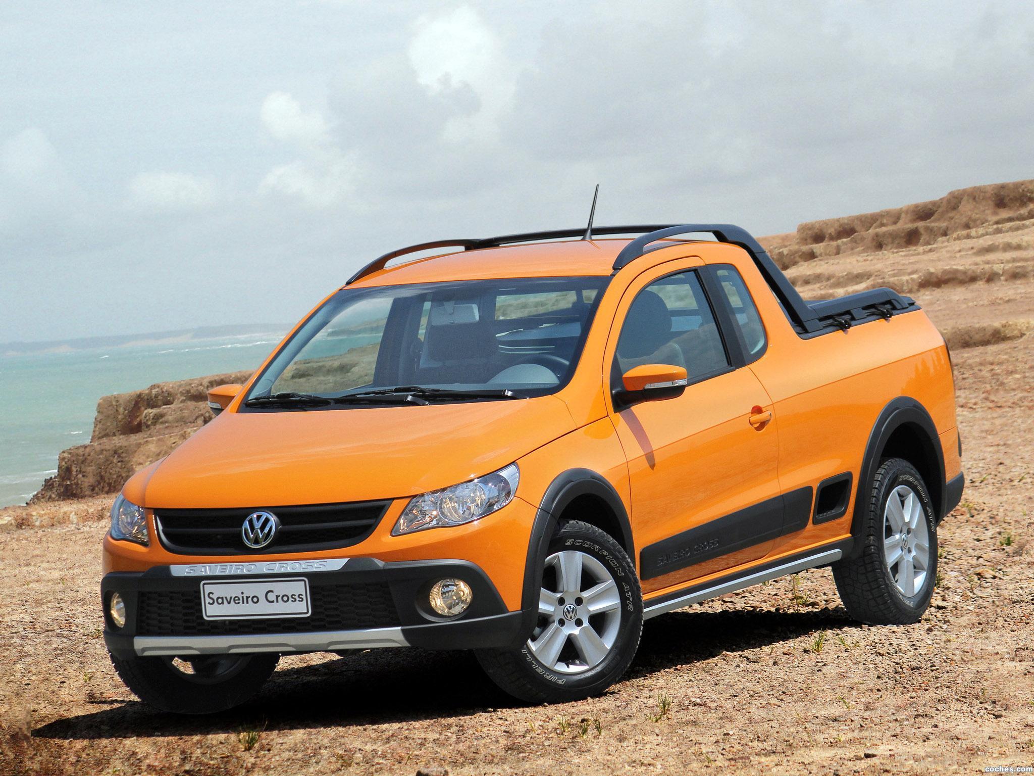 Foto 0 de Volkswagen Saveiro Cross V 2010