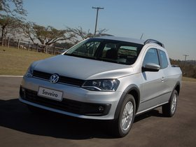 Ver foto 5 de Volkswagen Saveiro Highline CD 2014