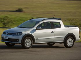 Ver foto 2 de Volkswagen Saveiro Highline CD 2014