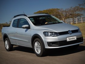 Ver foto 1 de Volkswagen Saveiro Highline CD 2014