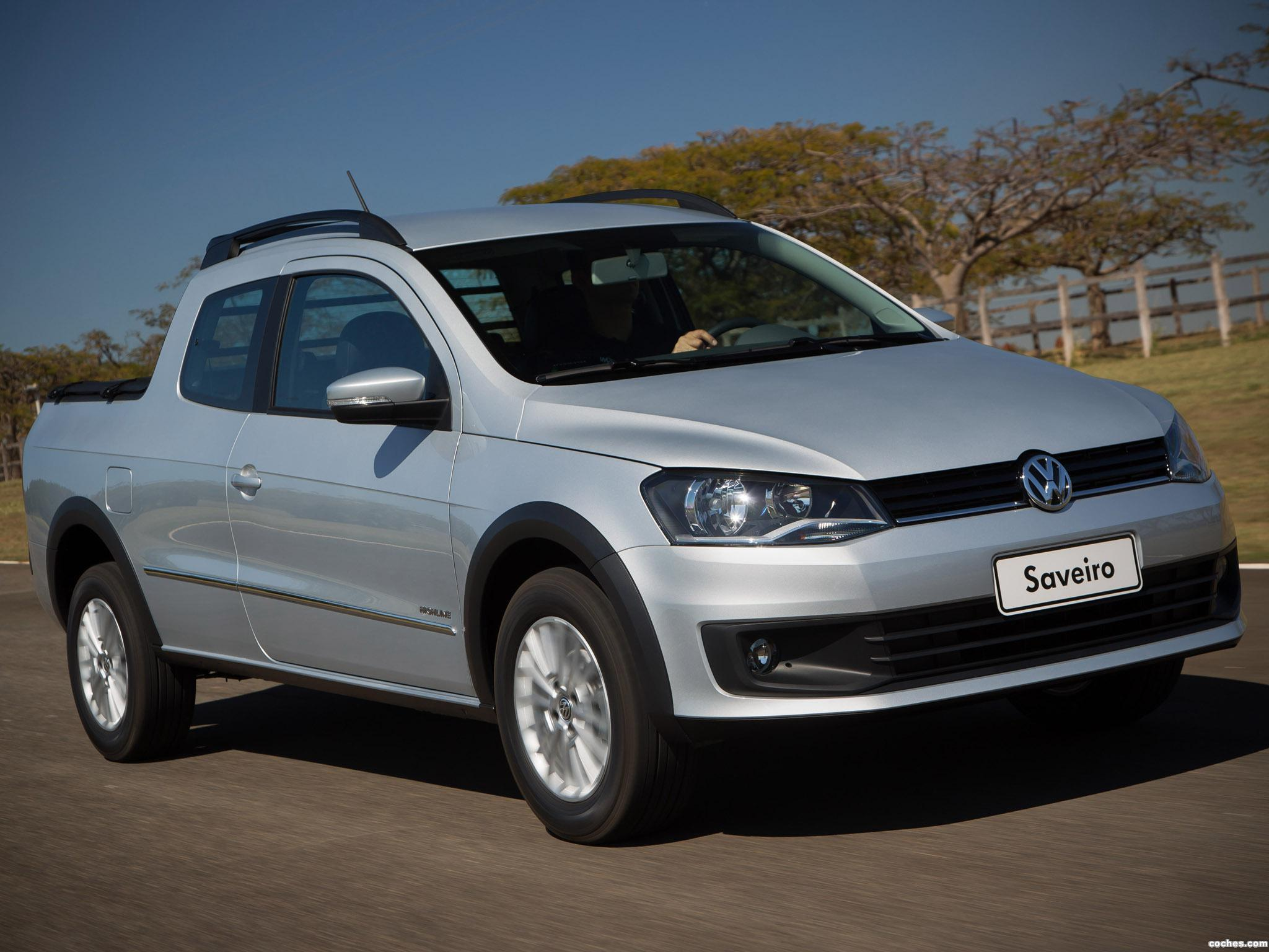 Foto 0 de Volkswagen Saveiro Highline CD 2014