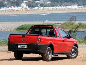 Ver foto 4 de Volkswagen Saveiro Titan IV 2008