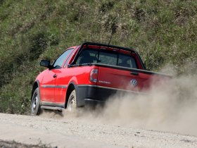 Ver foto 3 de Volkswagen Saveiro Titan IV 2008