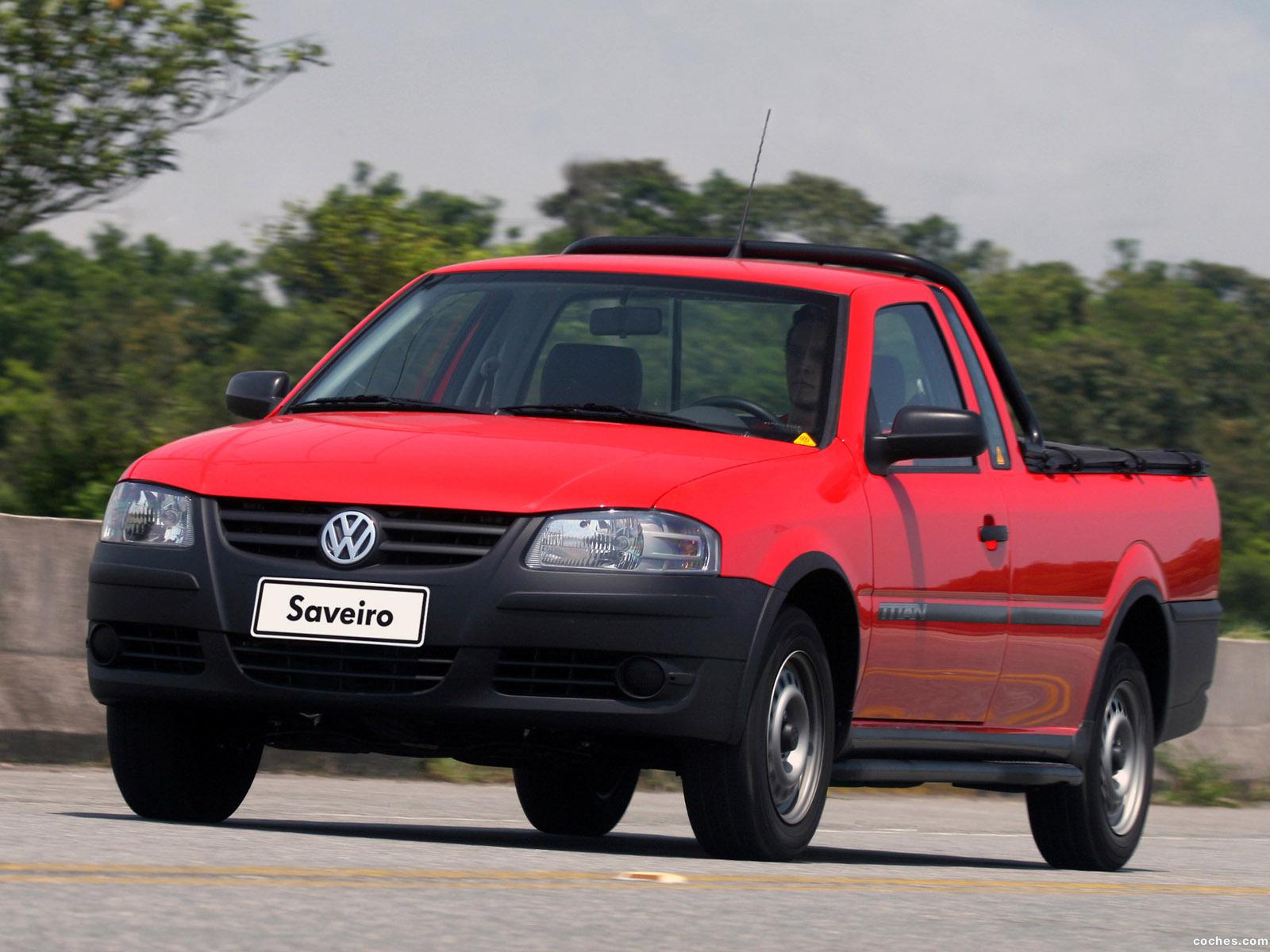 Foto 0 de Volkswagen Saveiro Titan IV 2008