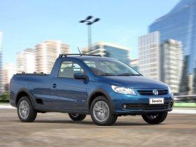 Ver foto 3 de Volkswagen Saveiro Trend 2009