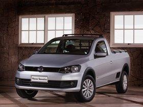 Ver foto 6 de Volkswagen Saveiro Trend CS 2013
