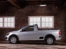 Ver foto 5 de Volkswagen Saveiro Trend CS 2013