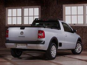 Ver foto 3 de Volkswagen Saveiro Trend CS 2013