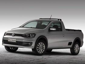 Ver foto 12 de Volkswagen Saveiro Trend CS 2013