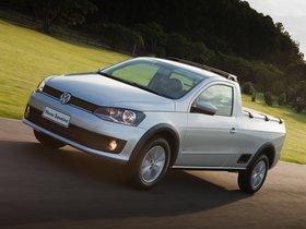 Ver foto 11 de Volkswagen Saveiro Trend CS 2013
