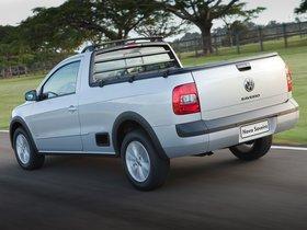 Ver foto 9 de Volkswagen Saveiro Trend CS 2013