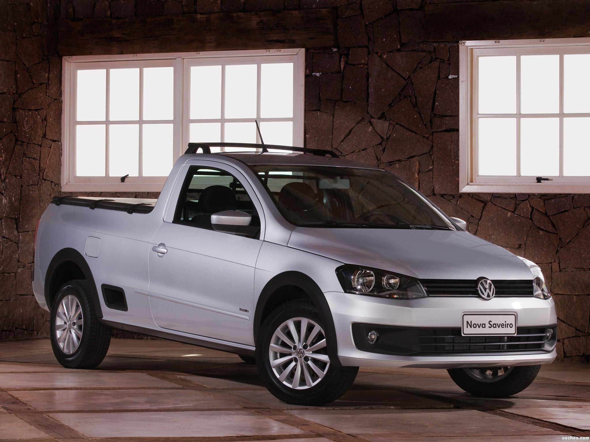 Foto 0 de Volkswagen Saveiro Trend CS 2013